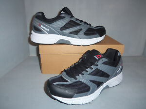 2a1323003052 Men s Reebok Cruiser Running Shoes X-Wide 4E Black Gray Sizes!! NIB ...