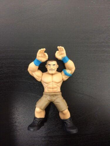 WWE Mattel John Cena Mighty Minis Series 1 loose figure