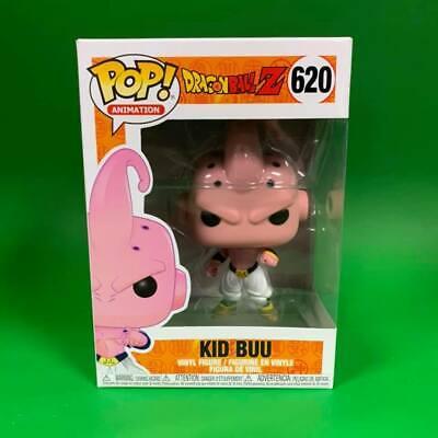 Animation Dragon Ball Z Kid Buu #620 Vinyl Figure WITH PROTECTOR! Funko Pop