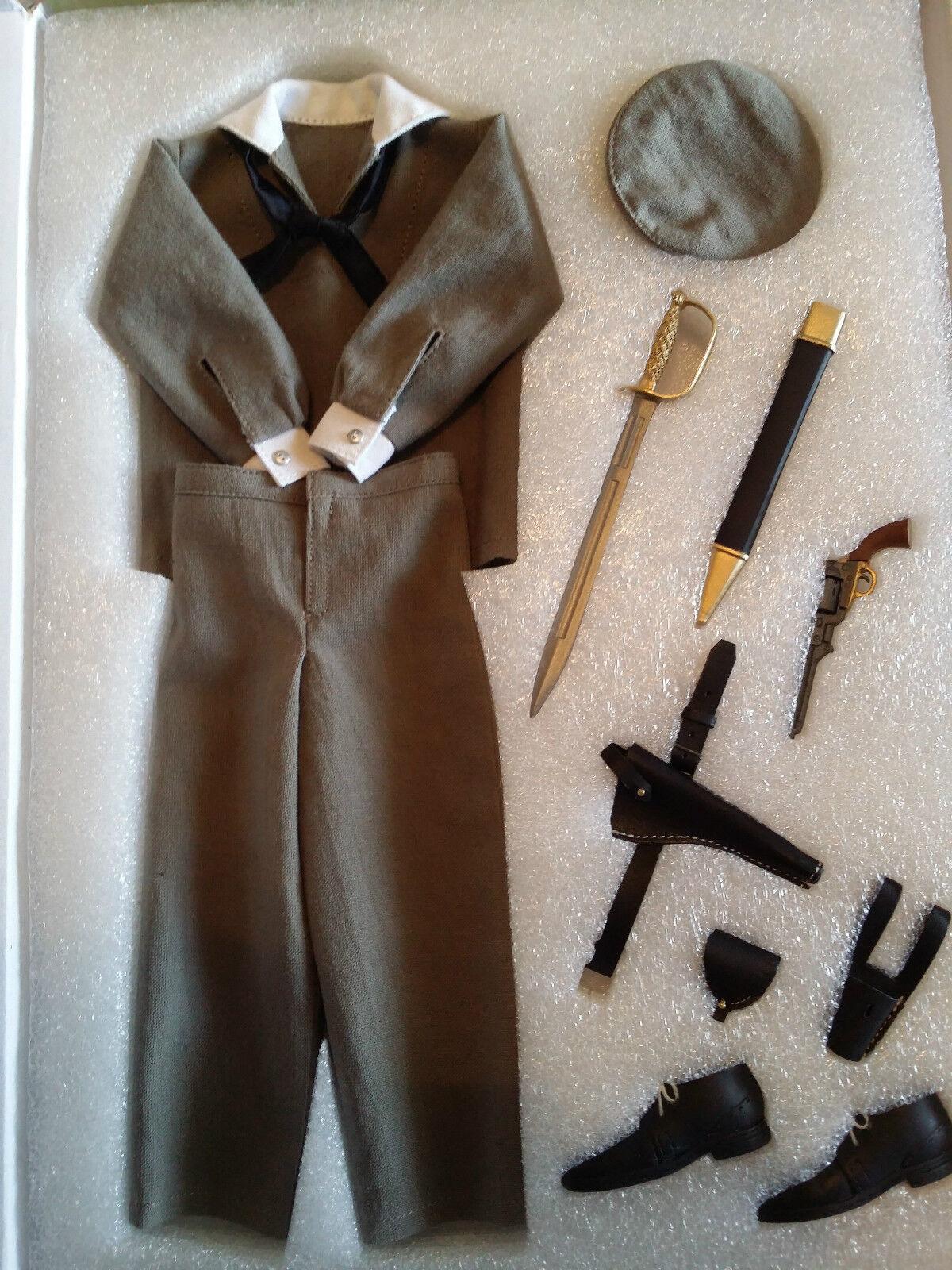 Action Figure 1 6 battle Gear Toys - Tenue Marin Confédéré USCW Guerre Secession