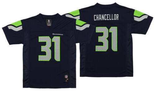 Outerstuff NFL Youth Seattle Seahawks Kam Chancellor #31 Mid-Tier Jersey