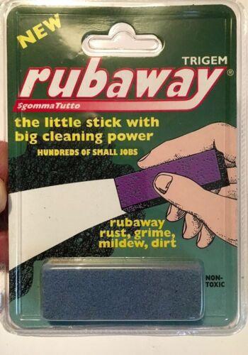 5 x Sgommatutto rubaway la gomma speciale che cancella lo sporco dappertutto