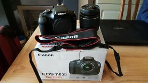 Canon EOS 1100D 122MP Digital SLR Camera  Black Kit w EFS IS II 1855mm Le - <span itemprop=availableAtOrFrom>Worthing, United Kingdom</span> - Canon EOS 1100D 122MP Digital SLR Camera  Black Kit w EFS IS II 1855mm Le - Worthing, United Kingdom