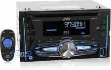 JVC KW-R710 Double-DIN In-Dash CD Car Stereo Receiver For Android & iPod