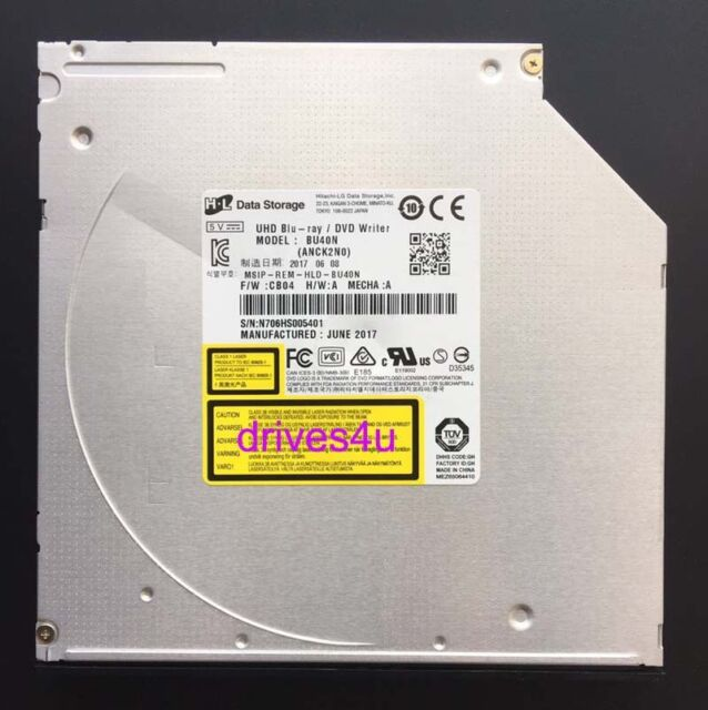 6X Blu Ray Burner BD-RE Writer Drive UJ262 For Acer Aspire E5-571 E5-571G E5-521