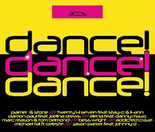 CD Dance! Dance! Dance! von Various Artists  3CDs