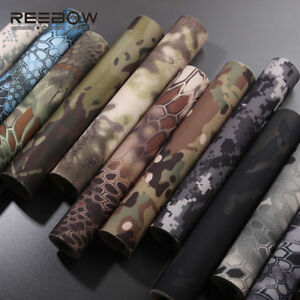 Self Adhesive Camouflage Elastic Bandage Tactical Tape Gun Camo Wrap Tool Type 1