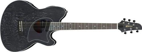 Ibanez TCM50 Talman Electro Acoustic Galaxy Black Open Pore