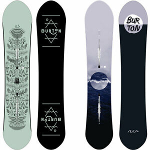 Burton-Day-Trader-Damen-Snowboard-all-Mountain-Freeride-Freestyle-2019-2020-New