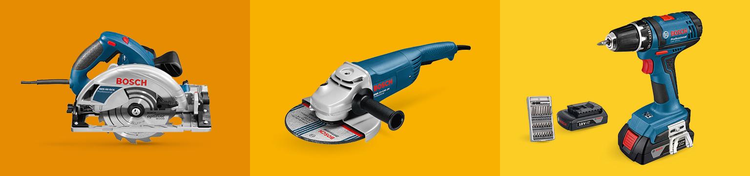 Bosch Werkzeug bis zu -30% ggü. UVP