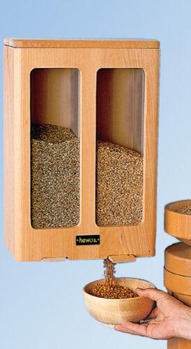 céréales de stockage 2x5kg Hawos céréales silo NEUF emballage d/'origine