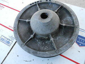 1980 yamaha 440 ss snowmobile secondary or driven clutch for Yamaha 440 snowmobile engine