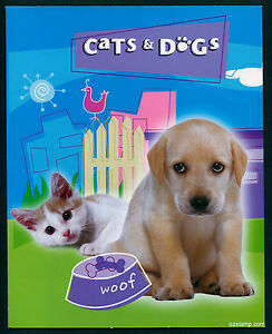 2004-Cats-amp-Dogs-Post-Office-Pack-Australia-Mint-Stamps
