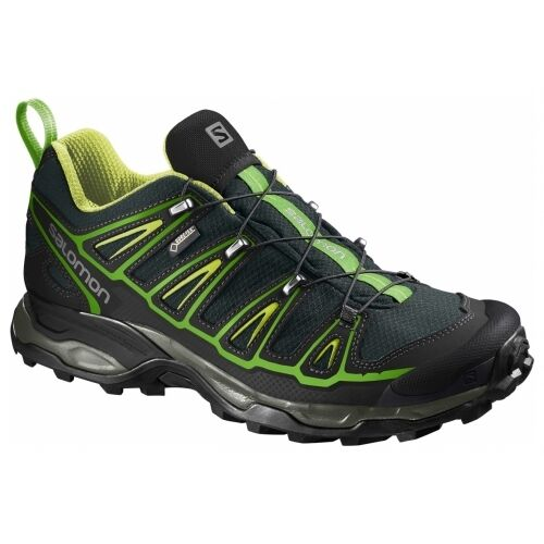 Salomon X ULTRA 2 GTX verde BLAC Trekking Scarpe Mis. 7,5