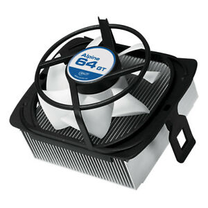 Arctic-Alpine-64-GT-CPU-Cooler-Heatsink-amp-Fan-AMD-Fluid-Dynamic-Bearing