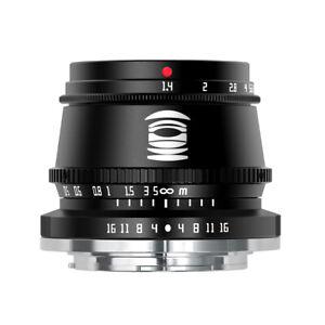 TTArtisans 35mm F1.4 APS-C Lens for Sony E mount a5000 a5500 a6000 a6300