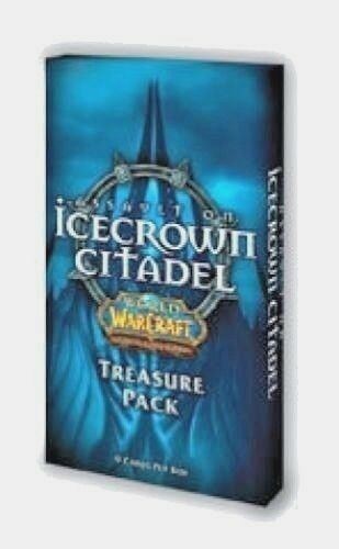 Mottled Drake Loot? Warcraft Assault on Icecrown Citadel Treasure Pack x 1