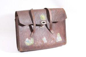 Old-School-Bags-Satchel-Bag-School-True-Vintage-Decoration