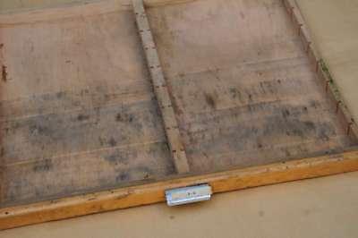 Niedrigerer Preis Mit Alte Schublade Druckereischublade Holz Vintage Shabby Chic Industrie Design Alt
