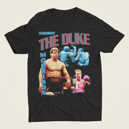 Tommy Morrison Tribute Tee Unisex Tee Shirt