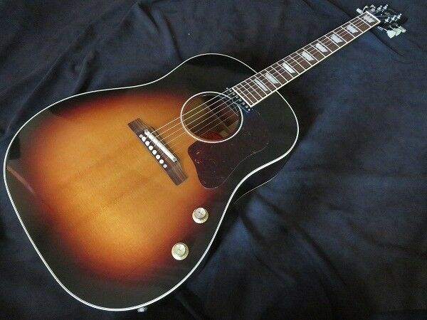 Gibson Montana Monthly Limited Edition 1962 J-160E VOS Tri-Burst EMS F S