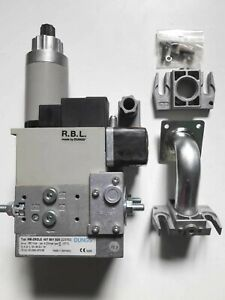 Dungs Mb-zrdle 407 B01 S20 Gas Multibloc 223750 360mbar Double Solenoid Valve Achat SpéCial