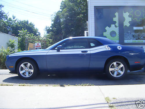 Dodge Challenger Stripes RT Style 2009 2010 2011 2012 2013 2014 2015 2016