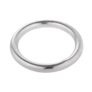 Polished-Welded-Stainless-Steel-O-ring-1-6-034-2-034-2-4-034-2-8-034-3-1-034-3-5-034-3-9-034-Ring
