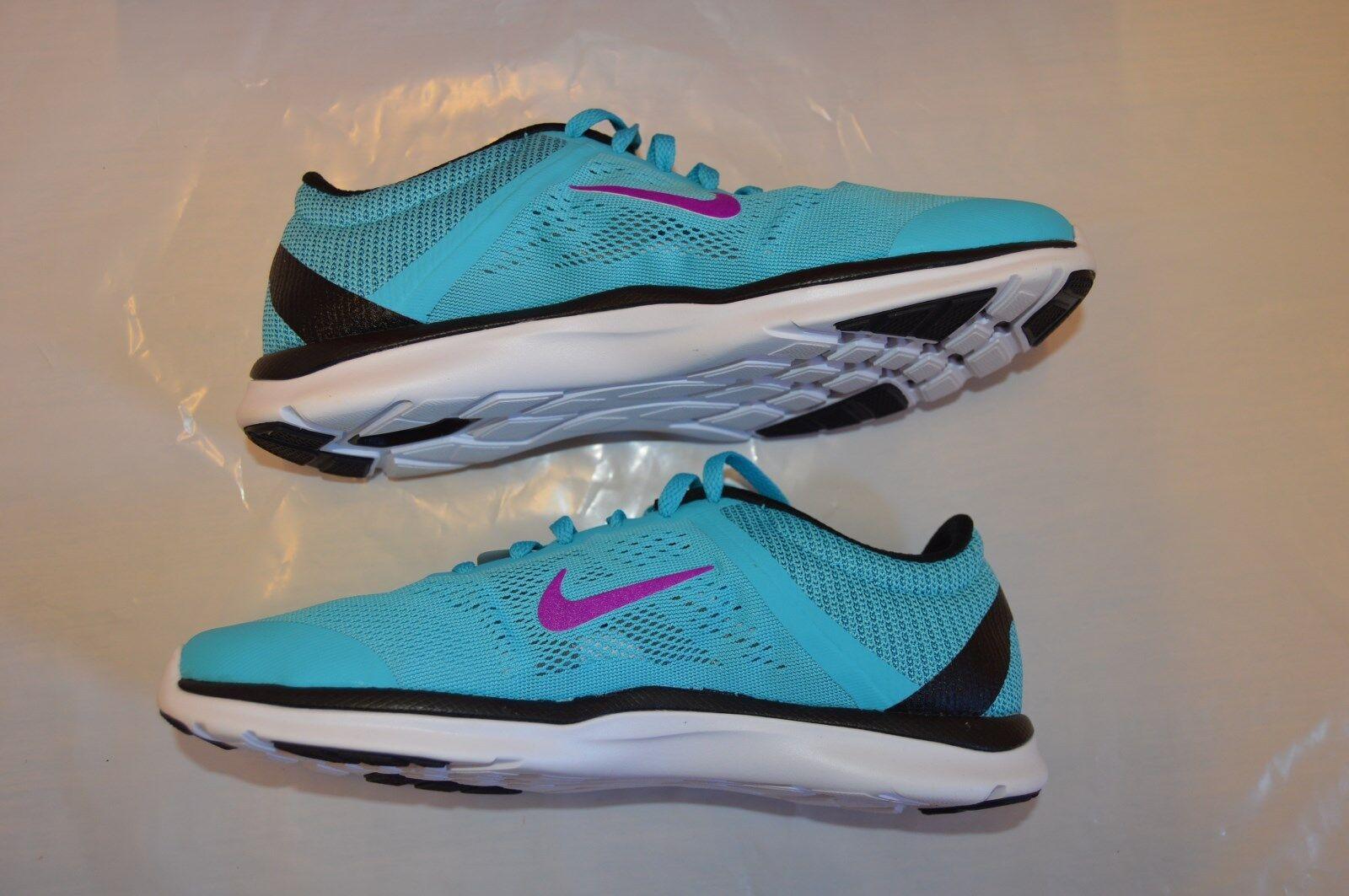 bnib femmes Nike In-Season TR / 5 Bleu / noir / TR blanc  trainers Taille5 gris 10963a