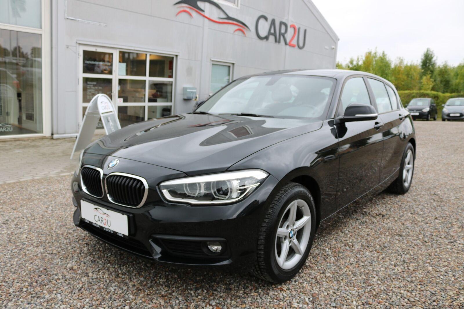 BMW 116d 1,5 aut. 5d - 199.900 kr.