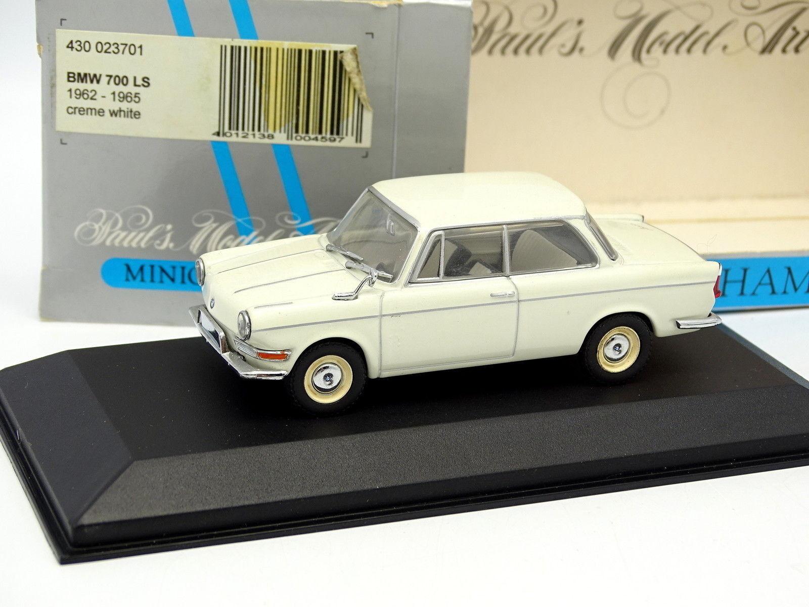 Minichamps 1/43 - BMW 700 Ls Bianco