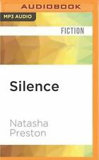 Silence: Silence 1 by Natasha Preston (2016, MP3 CD, Unabridged)