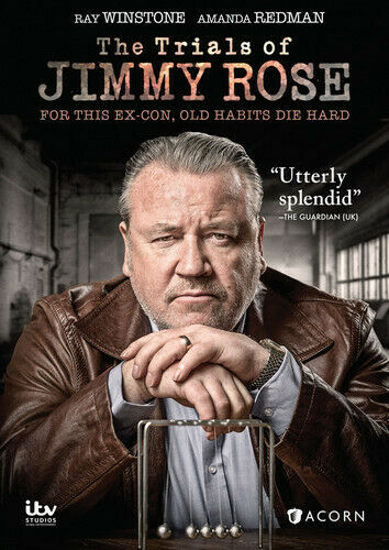 Trials Of Jimmy Rose, The - DVD By Ray Winstone - GOOD - $30.26
