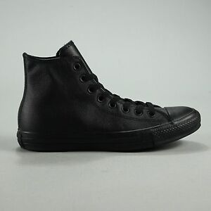 e447108d16 Converse All Star Hi Leather Trainers New in box UK Size 3,4,5,6,7,8 ...