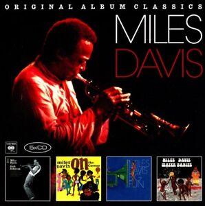 MILES-DAVIS-ORIGINAL-ALBUM-CLASSICS-5-CD-NEW
