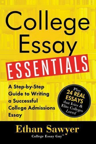 College entrance essays for sale