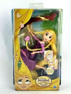 Disney Tangled the Series Rapunzel New In Box 10 Inch Doll with Bendable Braid