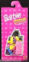 Barbie Fashion Extras For Big Fun Shopping Spree Accessories