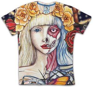 Monkey business zombie girl t shirt