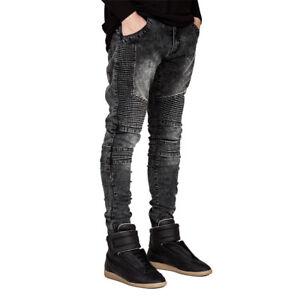 Men S Jeans Hombres Jeans De Moda Para Hombre Ropa Pantalones Nuevo Estilo Delgado Pantalon Puebla Tecnm Mx