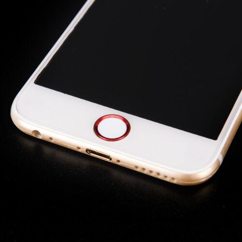 Home Button Sticker for iPhone 5s 5 SE 4 6 6s 7 Plus iPad iPhone Sticker B/&HNIU