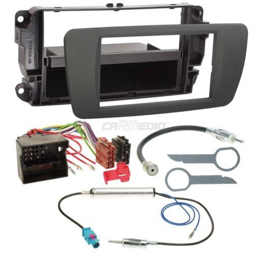 Seat Ibiza 6j a partir de 08 1-din radio del coche Kit de integracion adaptador cable radio diafragma tuamgrau