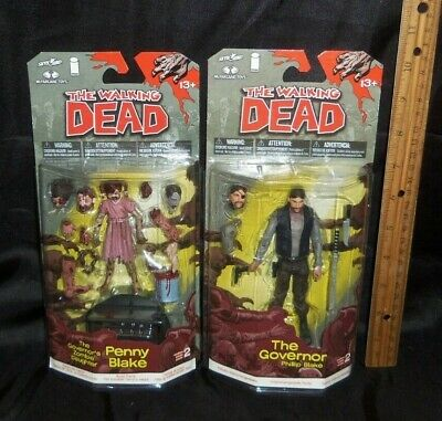 The Walking Dead Comic Series 2 Action Figure by McFarlane-Penny Blake