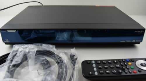 1 of 1 - Humax Foxsat Freesat HDR 500gb HD DVR Twin Tuner Recorder Free Postage