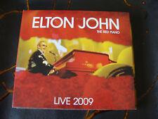 Slip Double: Elton John : Red Piano Live 2009 Palau Sant Jordi Barcelona : 2 CDs