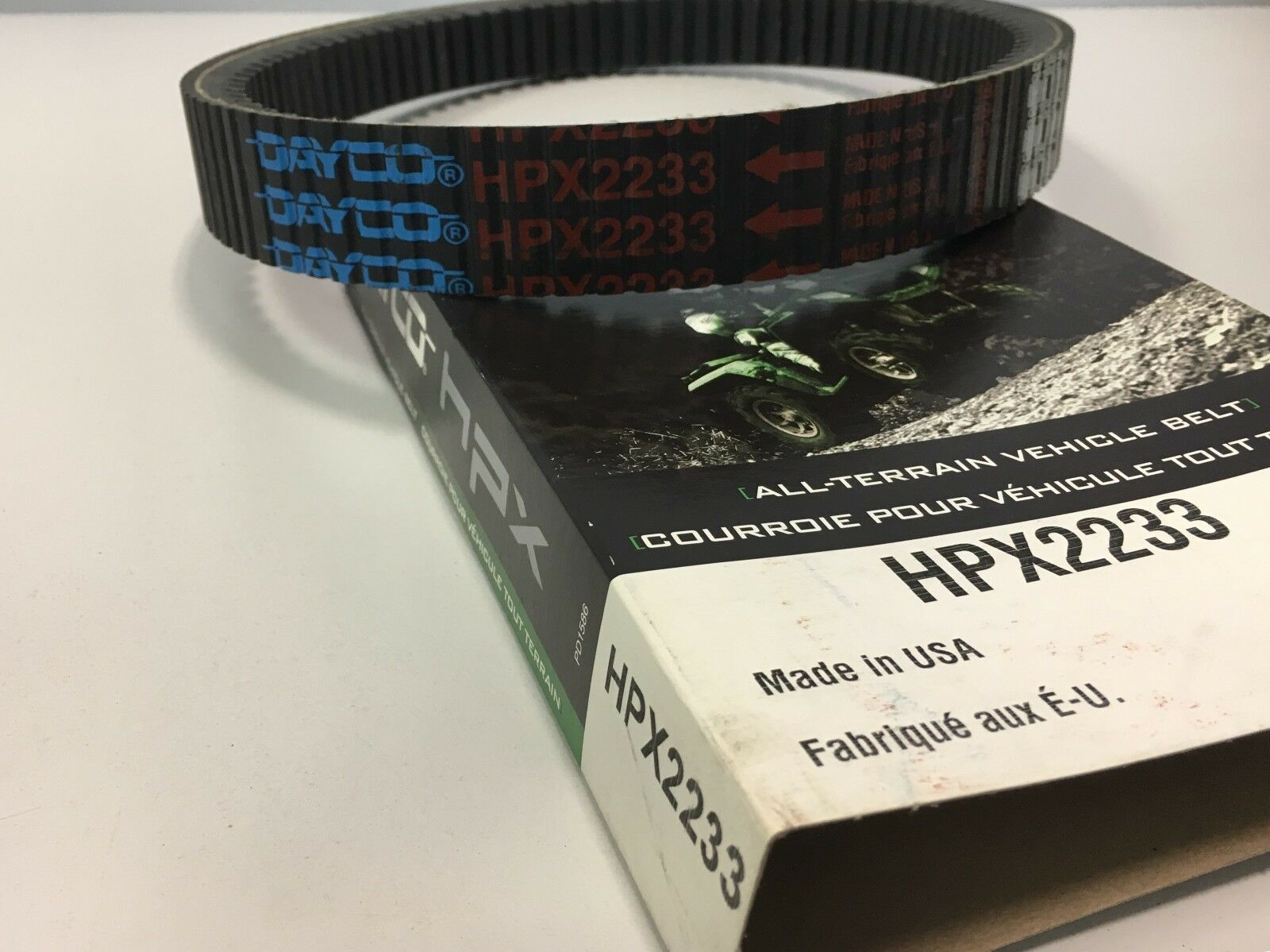 Dayco HPX Drive Belts HPX2233