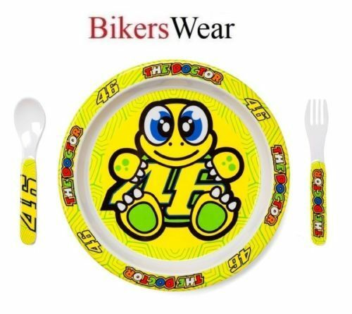 Official Vr46 Rossi baby MEAL SET