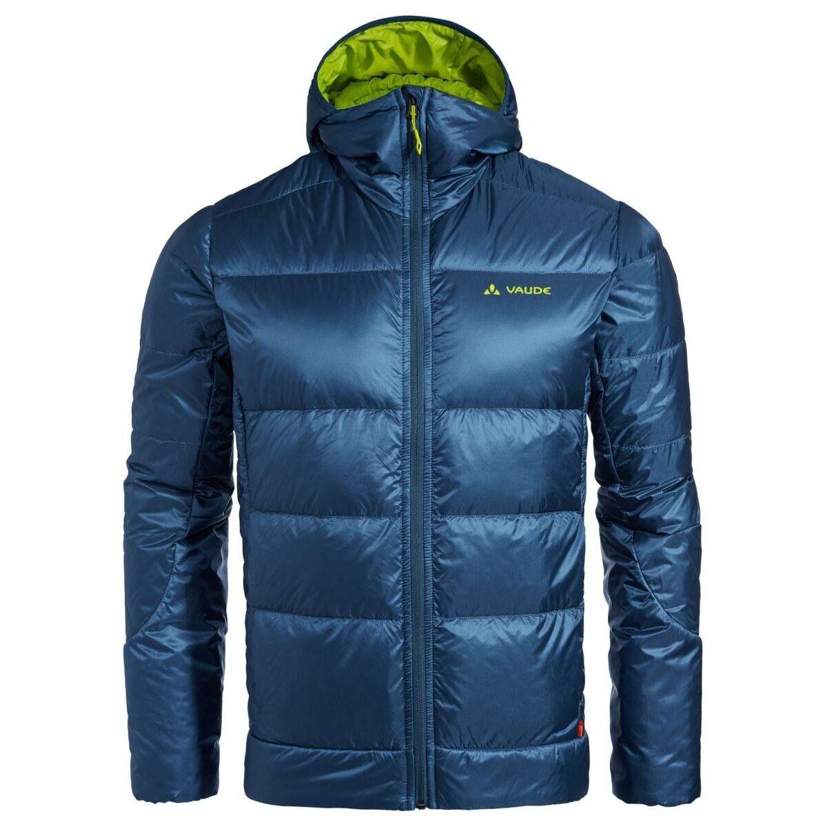 Vaude Kabru Hooded Jacket III PIUMINO BLU