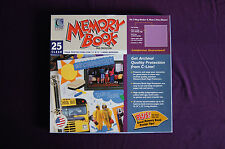 Cline Memory Book page protectors 12 x 12 clear shiny box of 25 top load