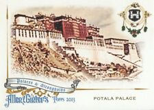 2013 Topps Allen /& Ginter Palaces /& Strongholds #PS-PPC Potala Palace